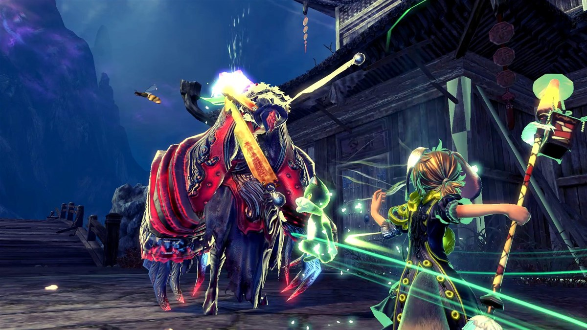 BLADE AND SOUL PC