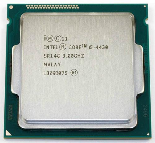 Kết quả hình ảnh cho i5-4430 6M bộ nhớ đệm, tối đa 3,20 GHz